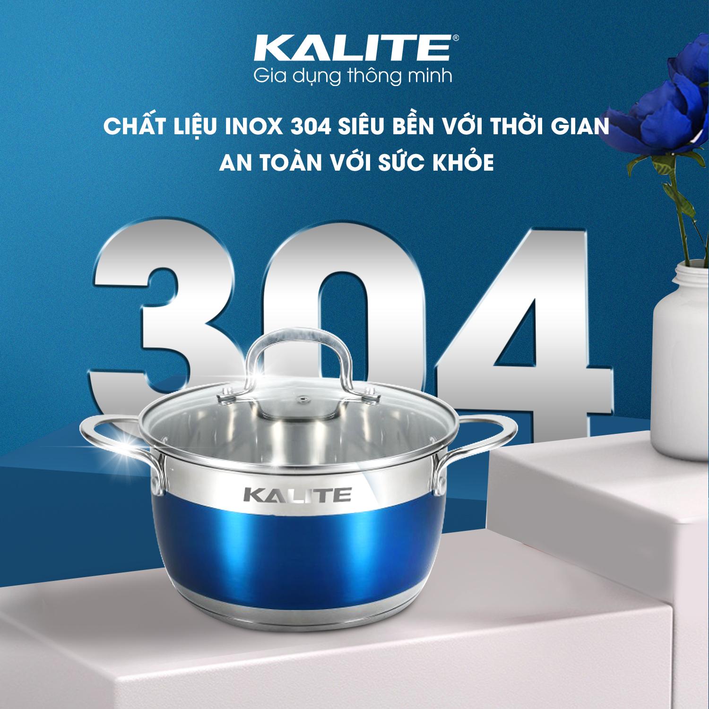 BỘ NỒI KALITE KL-336